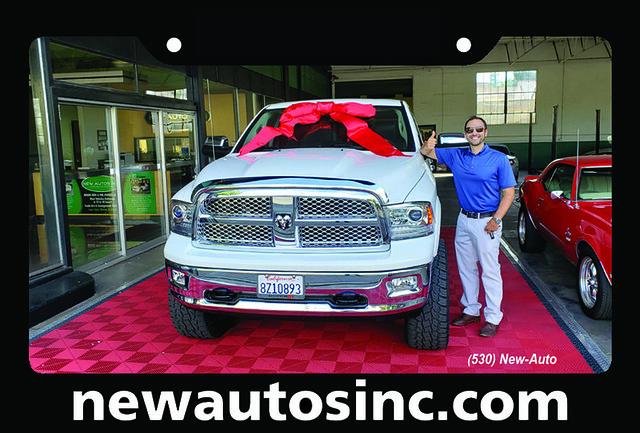 2010 Dodge Ram 1500 Laramie 4x4 Pickup Truck