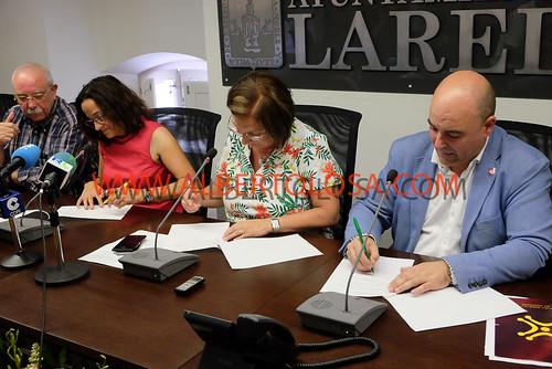 FIRMA GOBIERNO LAREDO 2019-23