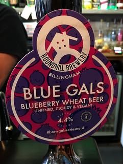 Roundhill, Blue Gals, England