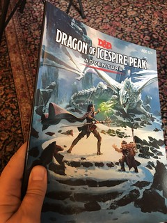 D&D Essentials Kit 03 - Dragon of Icespire Peak Front