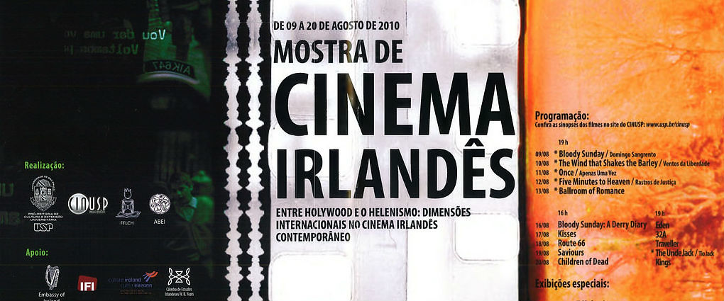 Cinema Irlandês:  Entre Hollywood e o Helenismo - Dimensões Internacionais no Cinema Internacional Contemporâneo