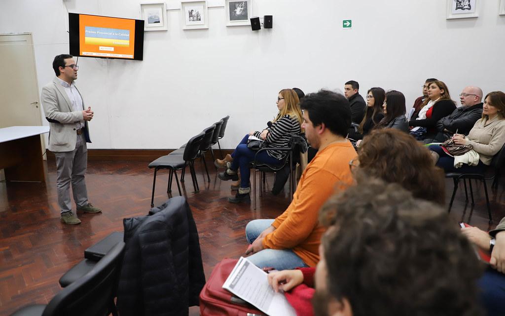 2019-06-27 PRENSA: Capacitación de evaluadores del Premio a la Calidad XI Edición