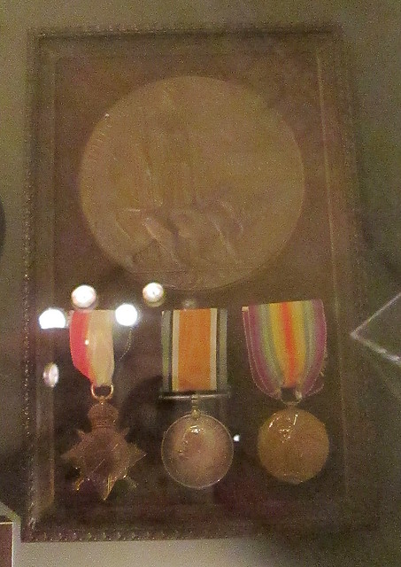 Medals Black Watch Museum, Perth, Scotland