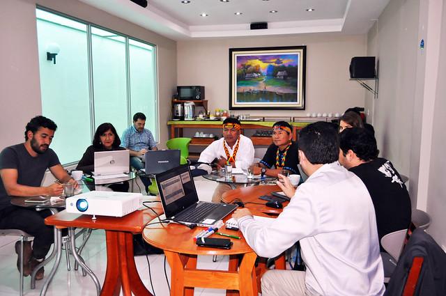 3er Diálogo técnico para la revisión de los planes de rehabilitación de las cuencas de los ríos Pastaza y Tigre
