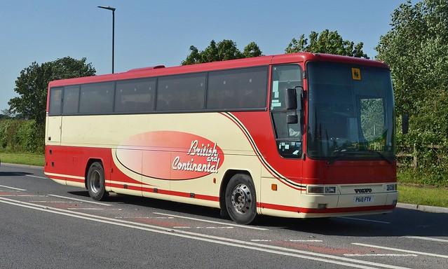 Libra Travel P618 FTV
