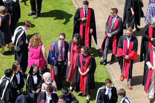 Cambridge Graduation 27 June 2019