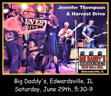 Jennifer Thompson & Harvest Drive 6-29-19