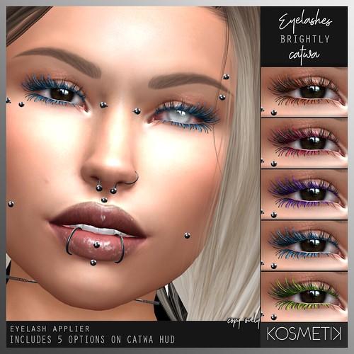 KOSMETIK Eyelash Applier - Brightly