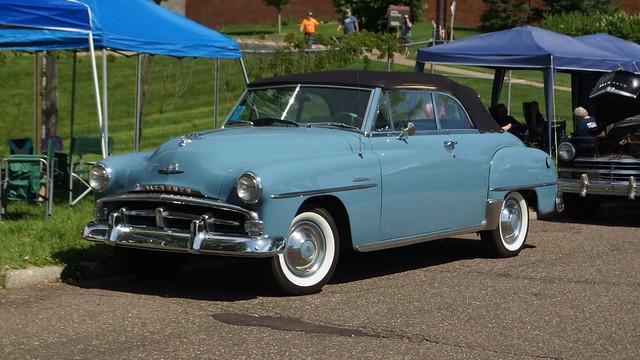1951 Plymouth Cranbrook Convertible