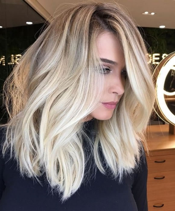 20 Hair Colors Winter 2019 Cuts And Colors In Photos Sky S Blog