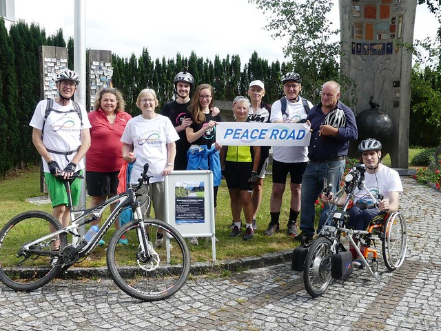 Austria-2019-06-22-Peace Road Held in Upper Austria