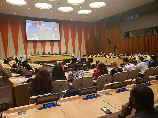 United States-2019-06-11-Global Day of Parents Observed at UN Headquarters