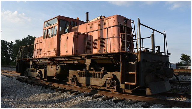 Heritage Cooperative Yard Switcher @ Ada, Ohio