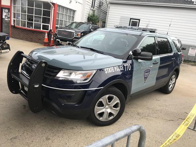 Massachusetts State Police FPIU (770)