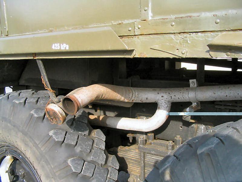 ZIL 131 Oxigén Kamion a 6