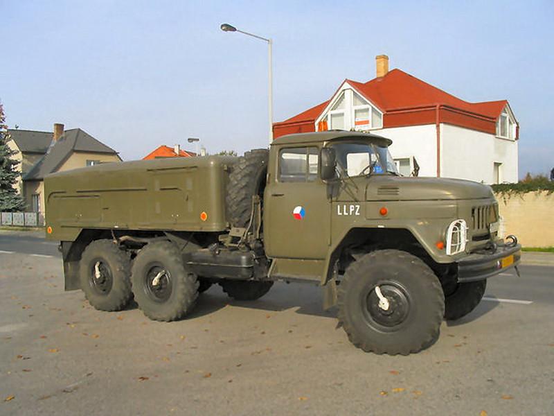 ZIŁ 131 tlenu truck 2