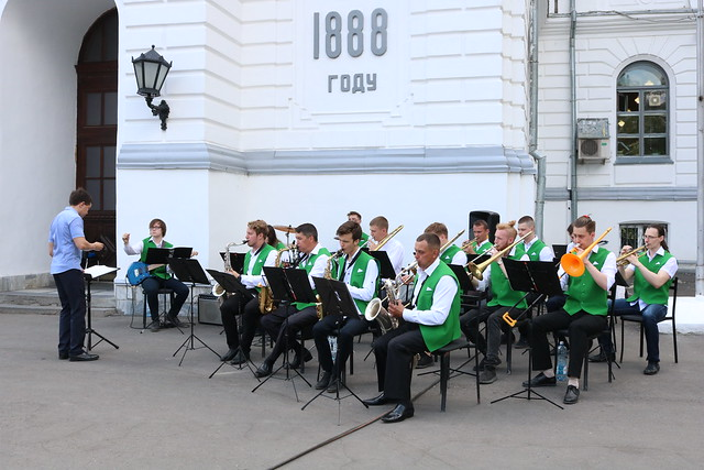 2019 Выступление оркестра