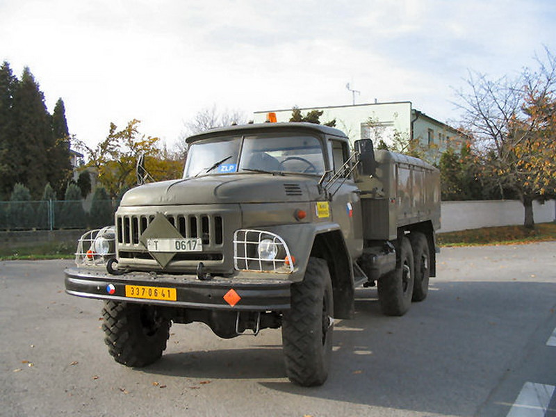 SUONERIA 131 Ossigeno Camion 1