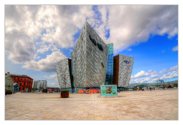 Belfast NIR - Titanic Belfast 01
