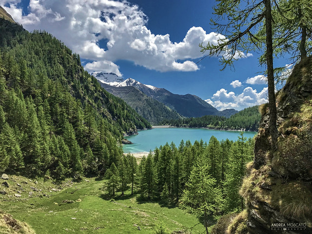 Lago dei Cavalli - Parco Naturale dell'Alta Valle Antrona (Italy)