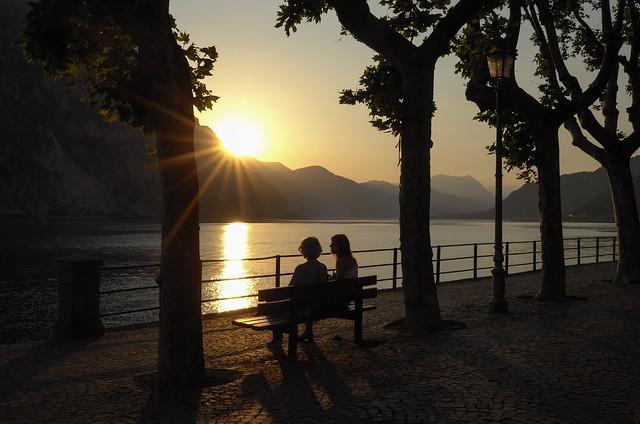 inguine leonardesco 258 - lago di Lecco