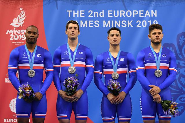 Jeux Européens de Minsk 2019 - Jour 6