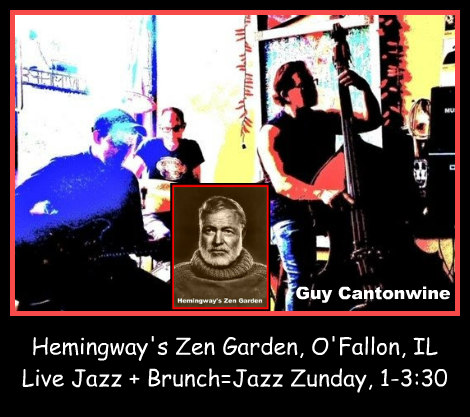 Guy Cantonwine Jazz Zunday