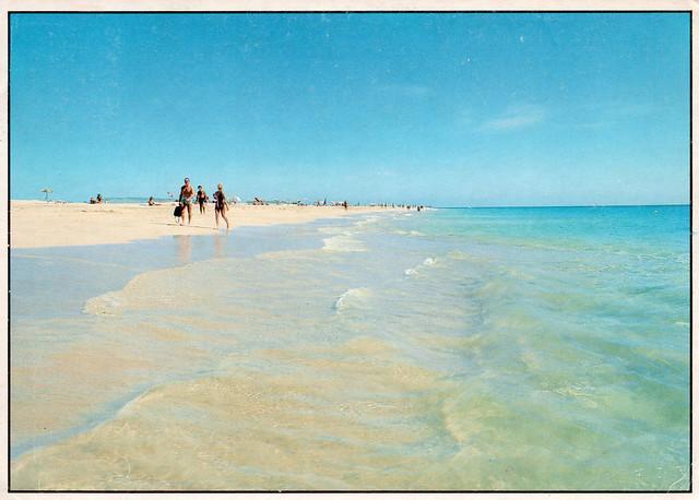 Spain - Minorca Beach