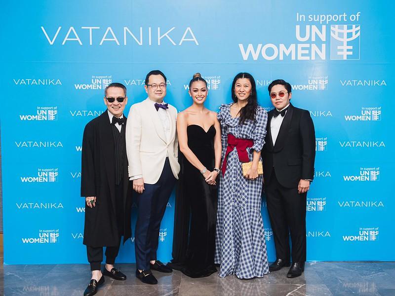 VATANIKA for UN Women,  V Gala Dinner - the charity