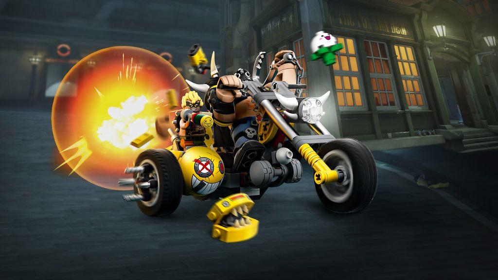 別惹可愛的倉鼠生氣! LEGO 75976、75977《鬥陣特攻》火爆鋼球、炸彈鼠&攔路豬 兩款新盒組登場~