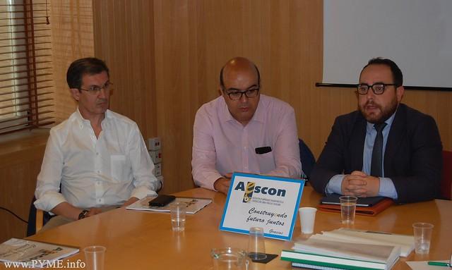 Asamblea General Ordinaria de la Asociación de Empresarios Salmantinos de la Construcción AESCON
