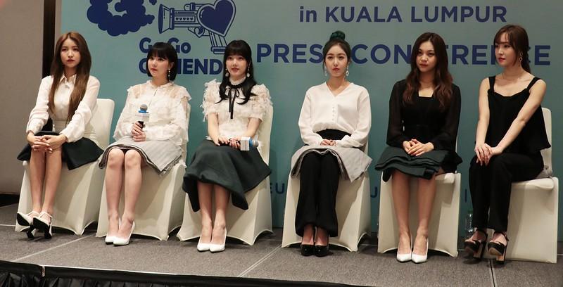 Go Go GFRIEND Press Conference (3)