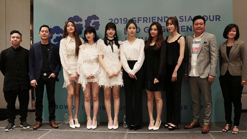 Go Go GFRIEND Press Conference (4)