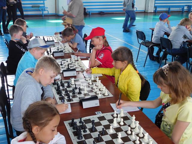 Шахматный турнир в Ребрихе