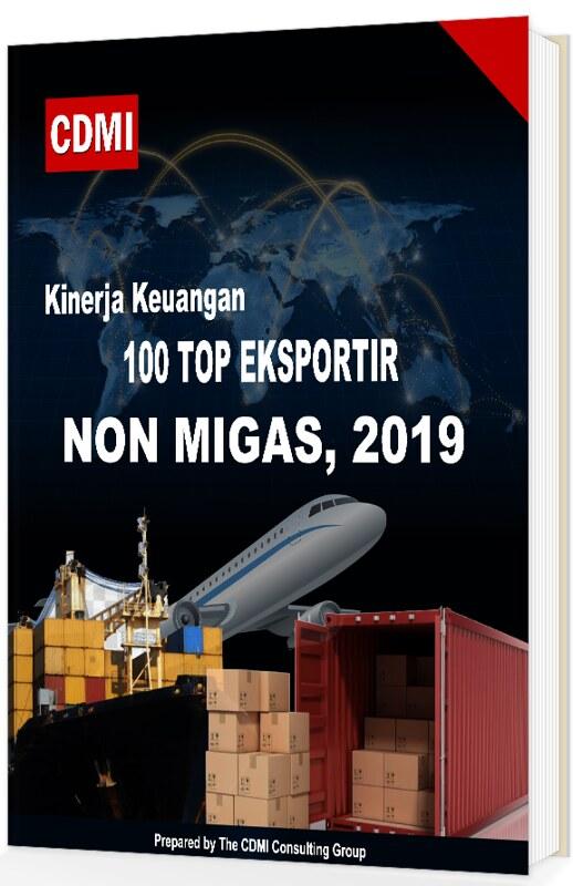 Kinerja 100 Top Eksportir Non Migas, 2019
