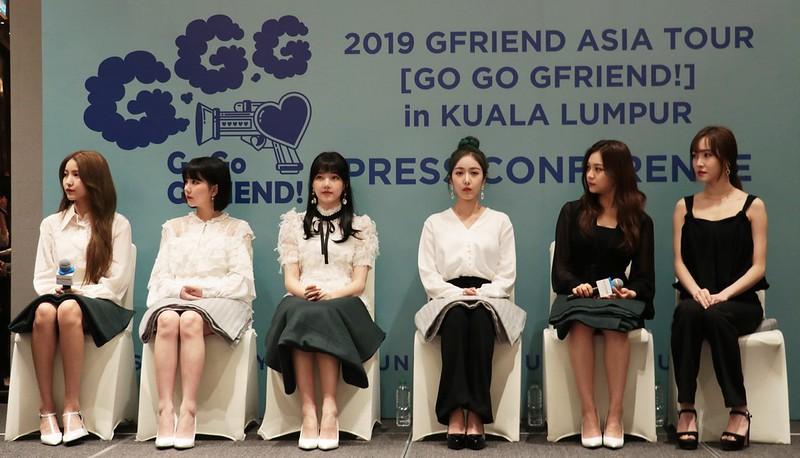 Go Go GFRIEND Press Conference (1)