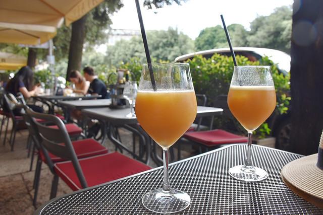 Cafe, Verona, Italy