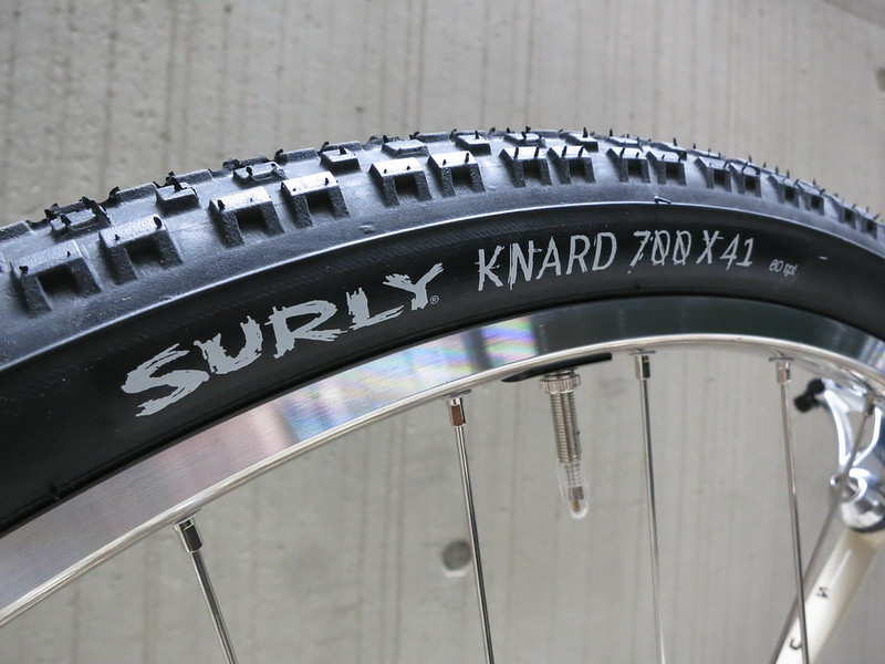 SURLY Cross Check Alfine 8 Tire
