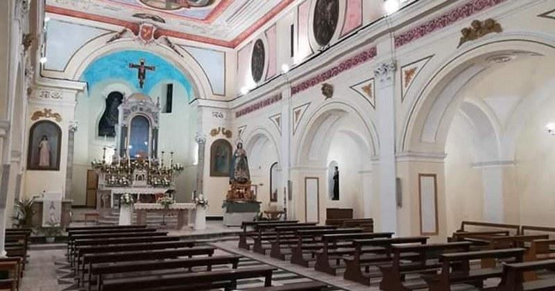 Santuario dell'Immacolata Concezione a Buccino, foto di Quintino Di Vona