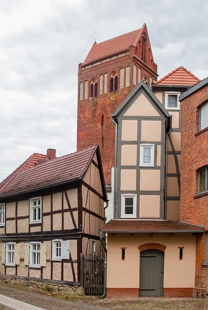 Perleberg, Schulgasse