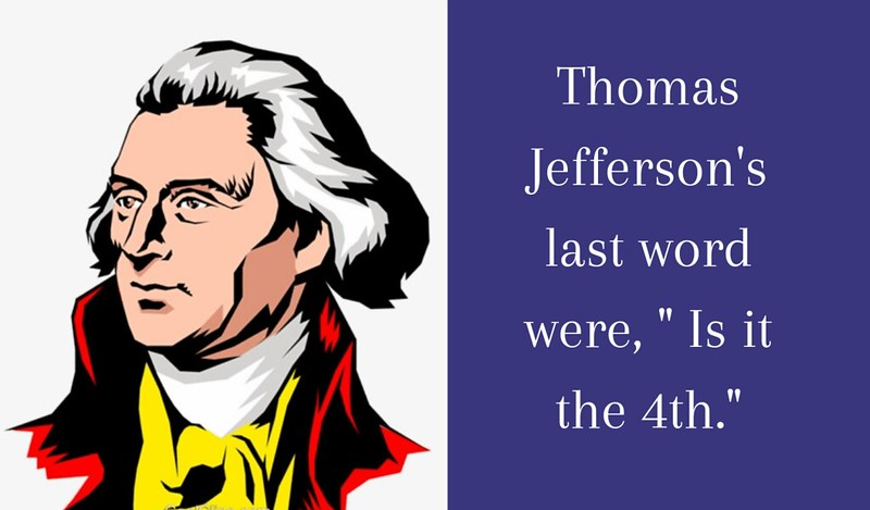 4th of july 2019 fun facts about history