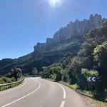 En route to Montserrat