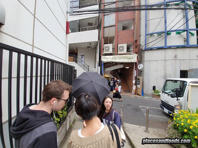 shinjuku fuunji queue