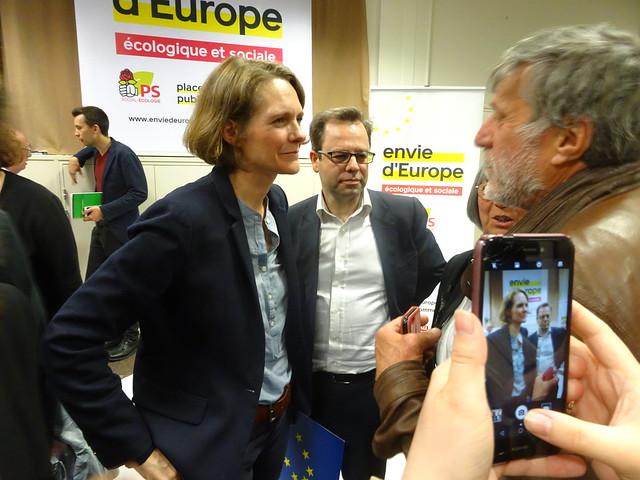 Meeting Envie d'Europe, Malakoff - 7 mai 2019