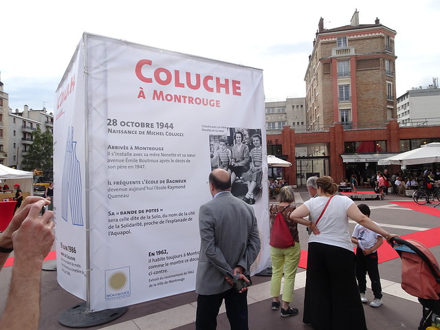 Coluche - 19 juin 2019