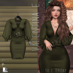 Valentina E. Priyanka Dress & More 50 L Fridays!