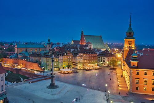 architecture attraction building capital castle cathedral church city cityscape colorful construction culture dusk europe european evening famous historical illuminated illumination landmark landscape monument night nobody old outdoors palace panorama plac poland polish royal scenic sky square stone street summer sunrise sunset tourism town travel twilight urban view warsaw warszawa zamkowy