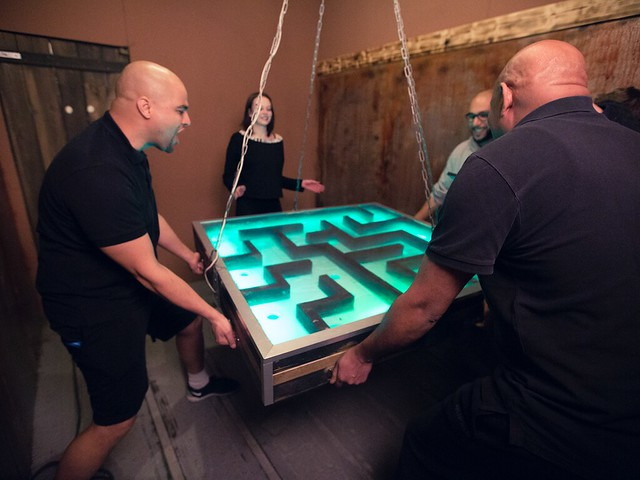 Jumble - An indoor adventure park like no other, buh-bye escape rooms