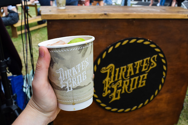 Pirates Grog at Taste of London