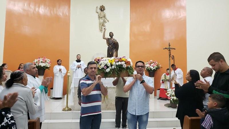 Festa e Solenidade de São João Batista 2019